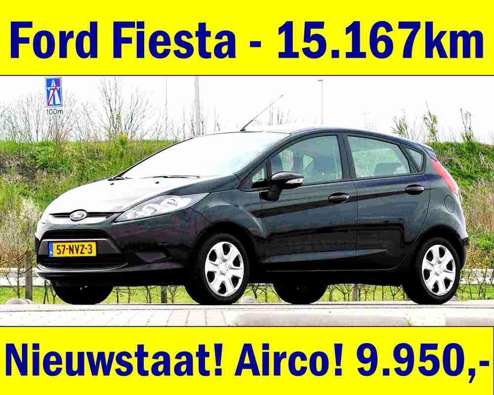 Ford Fiesta 1.25 Trend - Na