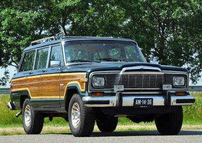 Jeep Wagoneer 5.9 V8 LPG