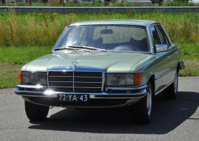 Mercedes-Benz W116 450 SE