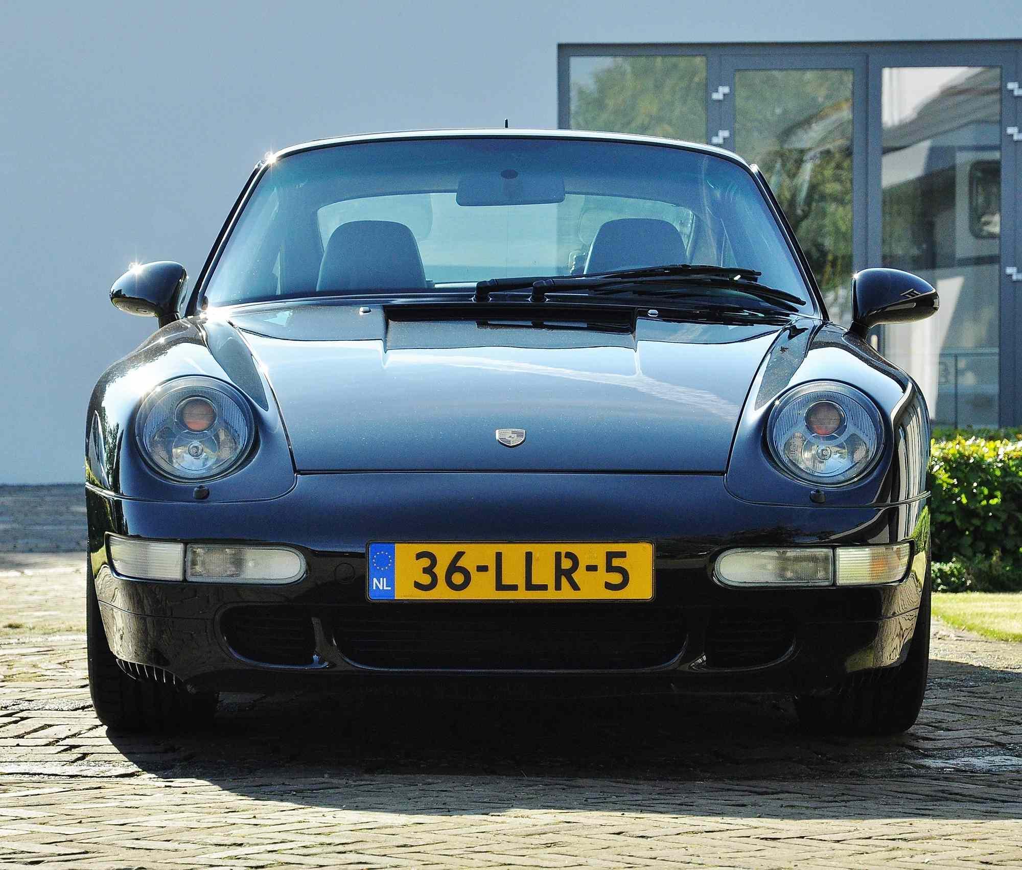 Porsche 911 Engine Test Stand: Porsche 911 Carrera 4S