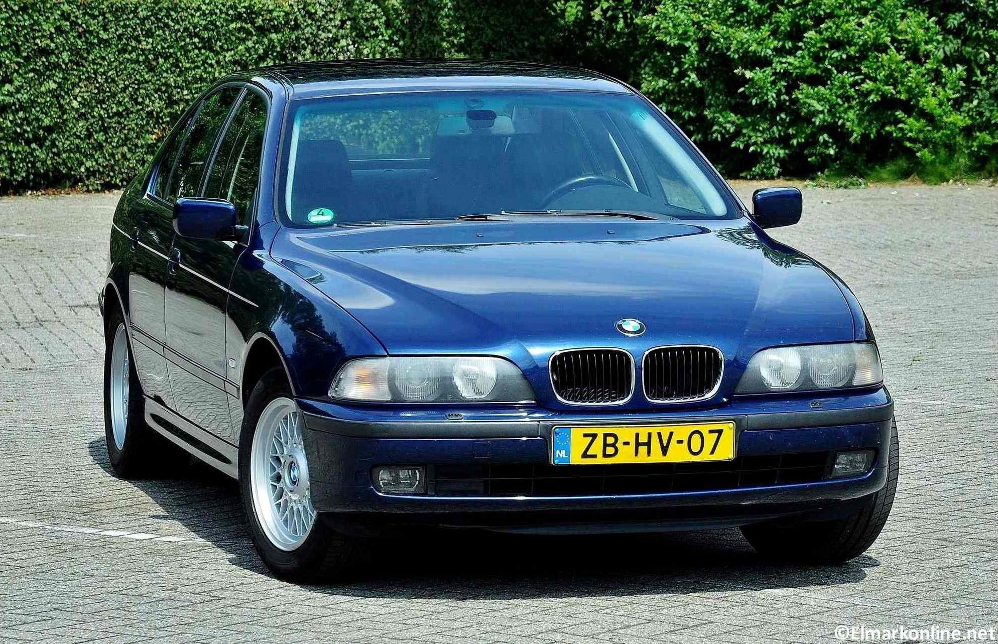 BMW E39 523i Executive