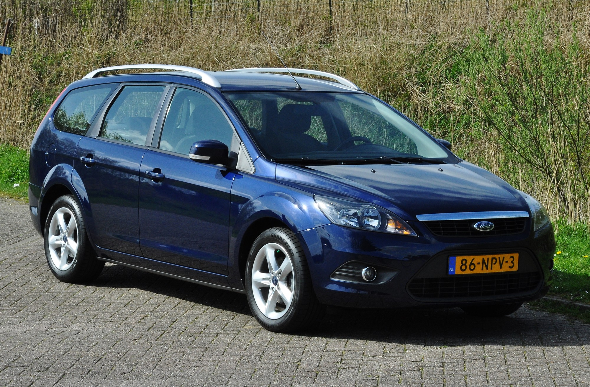 Ford Focus Wagon 1.6 16V