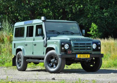 Occasion fotografie Plus: Land Rover Defender