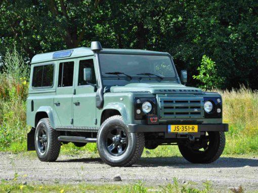 Occasion fotografie Plus: Land Rover Defender